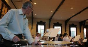 Todmorden Orchestra rehersal
